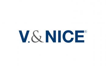 v&nice logo